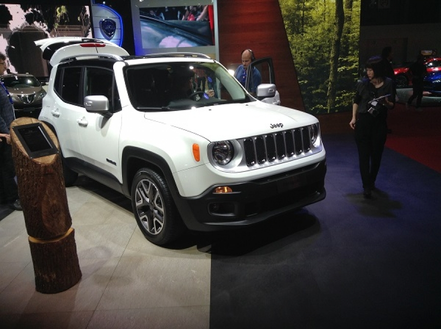 جيب رينغاد Jeep Renegade