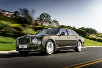 بنتلي مولسان Bentley Mulsanne Speed
